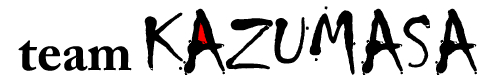 teamKAZUMASA-logo